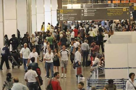 Aeroporto de Brasília vai funcionar em esquema especial entre 15 de dezembro e 10 de janeiro