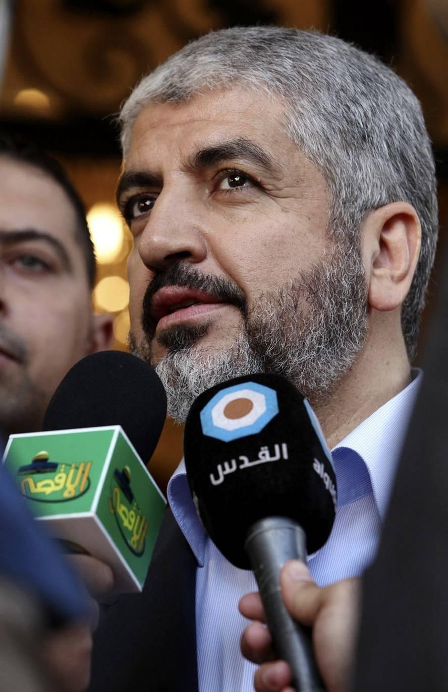 Líder do Hamas fala de paz com fim de cerco a Gaza