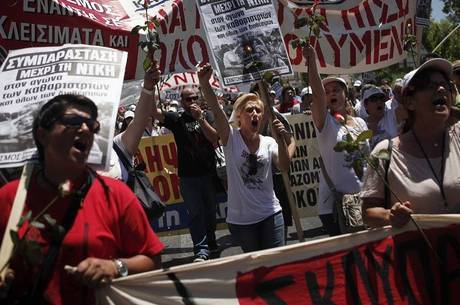 Protestos violentos já tomaram as ruas dos países mais atingidos