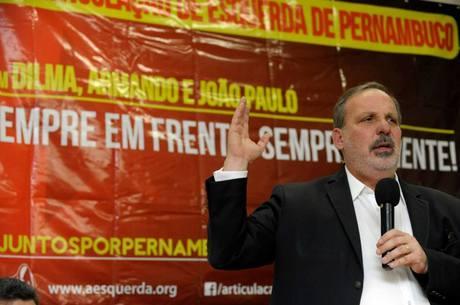 Armando Monteiro (foto) é apoiado por Dilma Rousseff e Lula