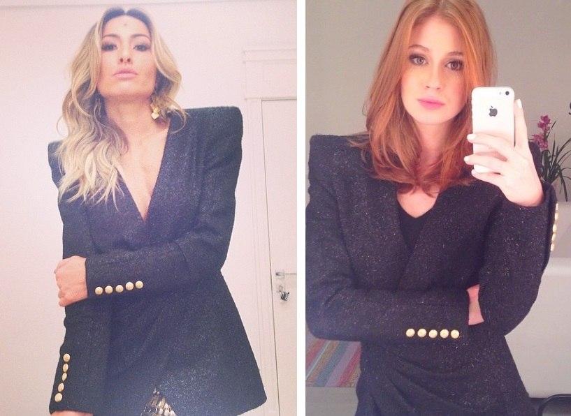 Sabrina Sato e Marina Ruy Barbosa usam o mesmo blazer de R$ 5 mil; quem leva a melhor?