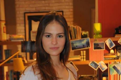 Karen Marinho interpreta a policial Katia, em Vitória