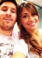 Antonella Roccuzzo(mulher de Messi)