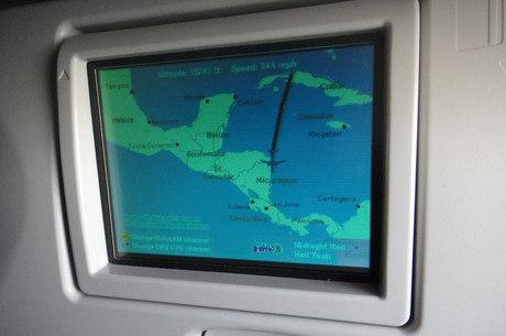 O computador encontrado na parte de trás do assento de aviões pode ser usado para invadir o sistema de segurança
