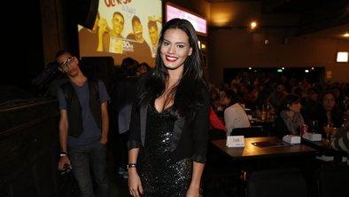 36935c153 Humorista Letícia Lima e outros famosos prestigiam show da cantora Ana  Carolina