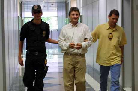 Doleiro Alberto Youssef está preso desde março
