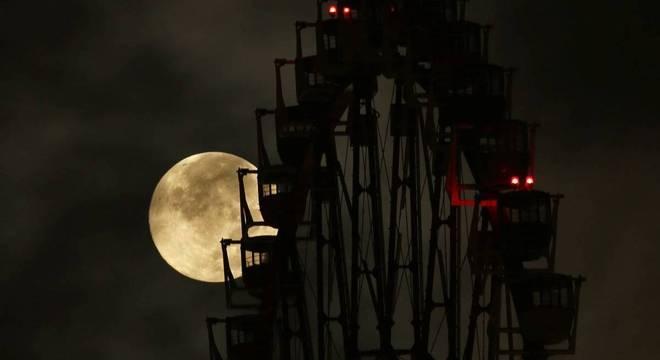 Lua ficará 7% maior em sua posição mais próxima da Terra