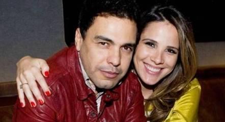 Zezé Di Camargo e Wanessa ainda não iniciaram os trabalhos da sérier
