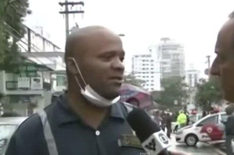 Donizete Maguila Junior enganou jornalista da Globo