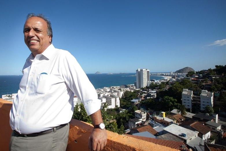Pezão diz estar 'tranquilo' sobre investigação na Lava Jato