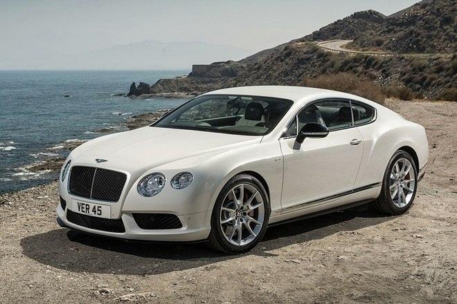 A conterrânea Bentley vendeu três unidades do suntuoso cupê Continental GT