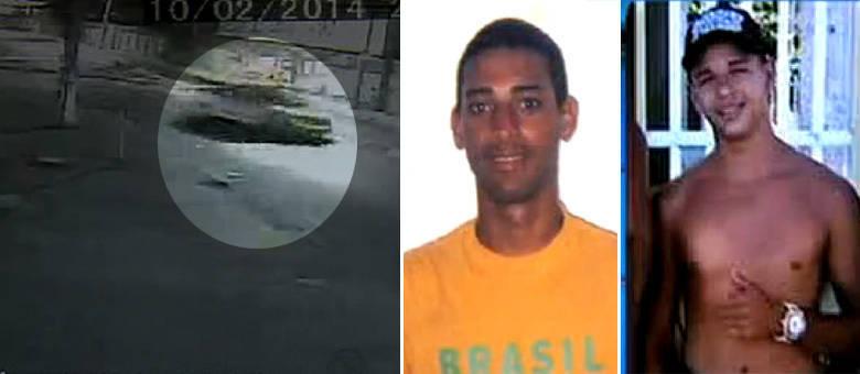 Policiais atiraram em Gleberson Alves e Alan Pereira que estavam em uma moto em Rocha Miranda; ambos morreram