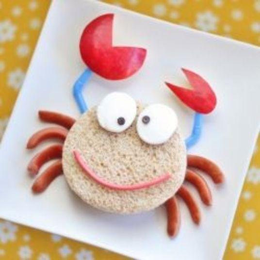 Para fazer sucesso no piquenique estes lanches criativos for Cocina divertida para ninos