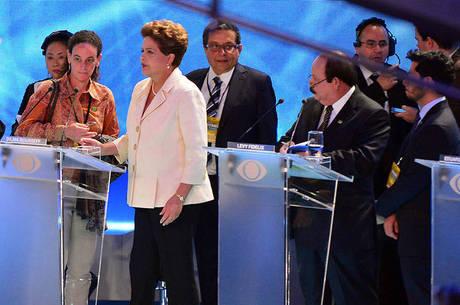 Presidente Dilma defendeu ação integrada contra criminalidade