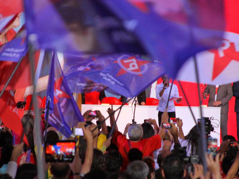 Partidos receberam R$ 30 milhões de fundo público só em agosto; PT ganha mais