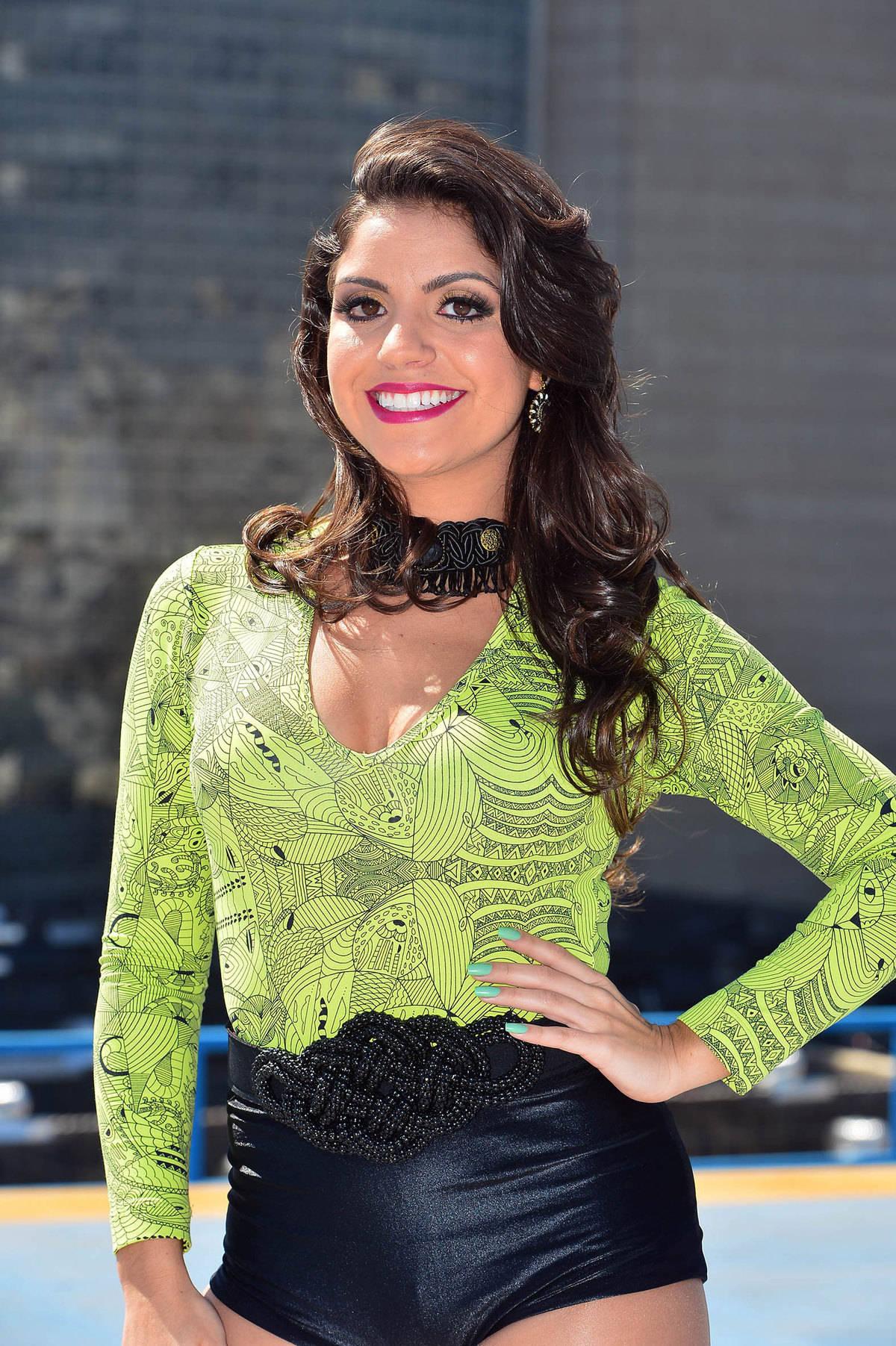 Conheça Fernanda Rubio, a bailarina mais votada na enquete da Hora ...