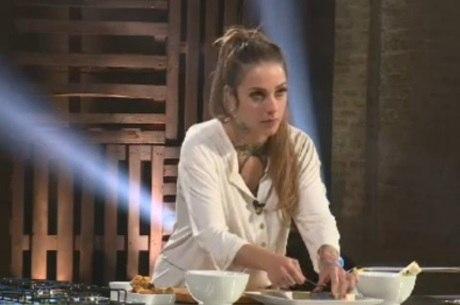 Ammie diz que se sentiu prejudicada em prova do Master Chef