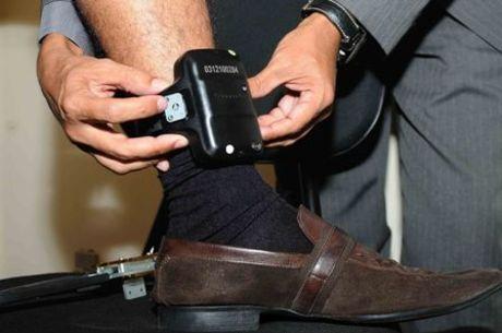 São 214 homens monitorados por tornozeleira atualmente