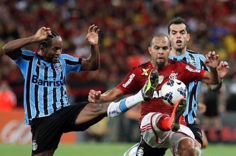 52dd8884fb285 Grêmio venceu o Flamengo por 1 a 0 no Maracanã