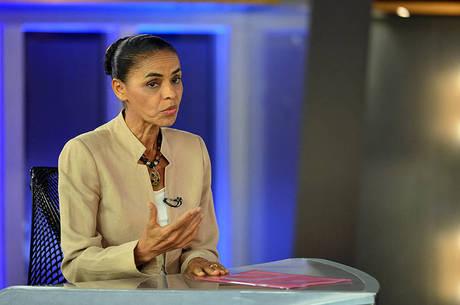 'É uma questão complexa que não pode ser simplificada tratando apenas como caso de polícia', diz Marina sobre maioridade penal