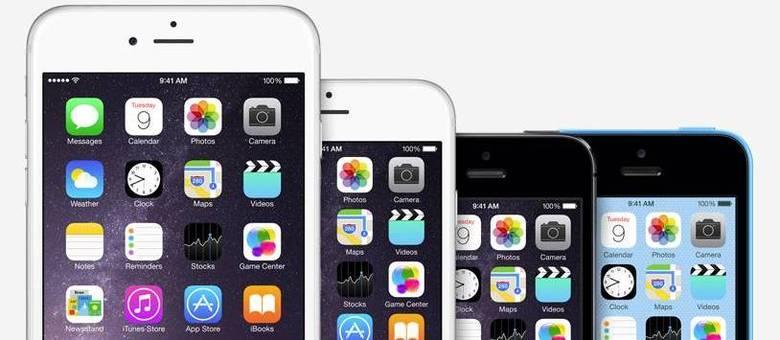 """""""Irmãos maiores"""": lançamentos desta terça-feira (9) aumentaram o tamanho do iPhone"""