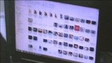 Homem é preso com mais de 1.700 arquivos de pornografia infantil