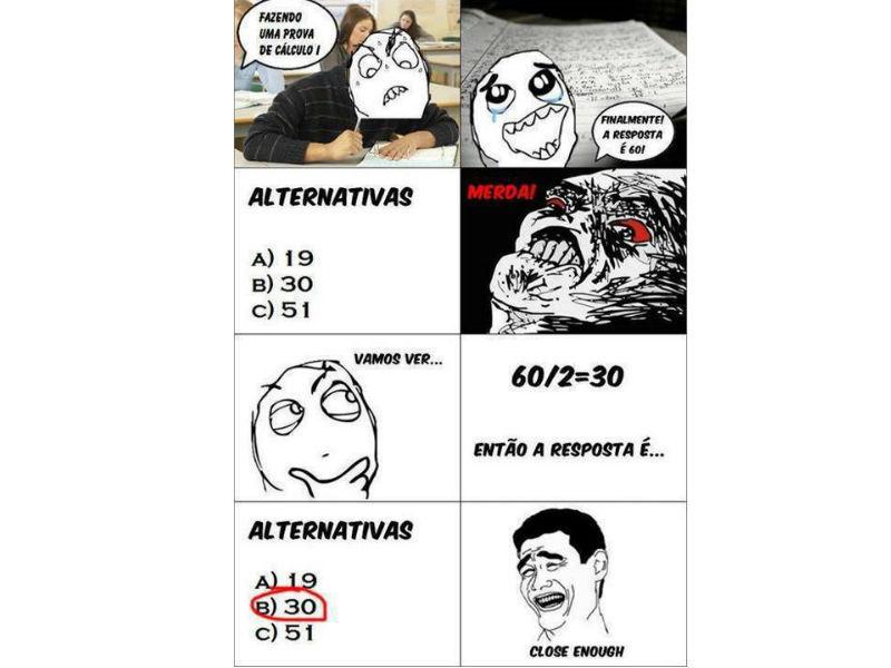 Cansado De Tanto Estudar Confira Memes Hilários Sobre Provas E