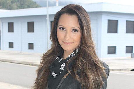 Carla Diaz interpreta estudante de jornalismo em Plano Alto