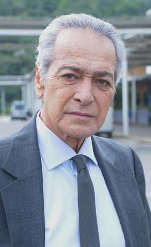 Ator será governador Guido Flores
