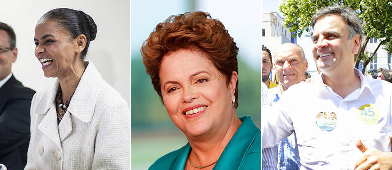 Mesmo com margem de erro, Dilma Rousseff derrota Marina Silva e Aécio Neves no 2º turno, de acordo com Vox Populi