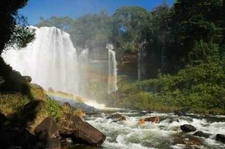 Rio tem 2.700 km e atravessa sete Estados