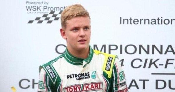 Resultado de imagem para Schumacher E FILHO