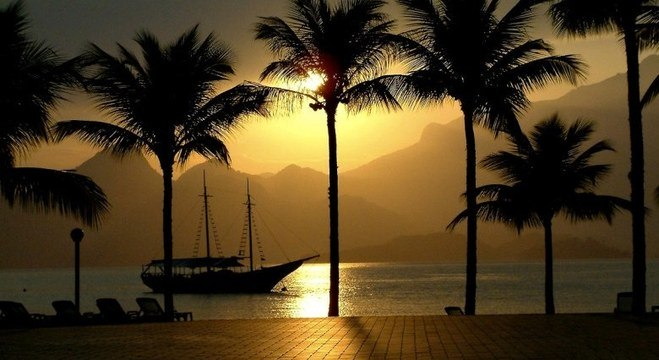 Dos 11 turistas, 9 foram infectados em Angra dos Reis, no Rio de Janeiro