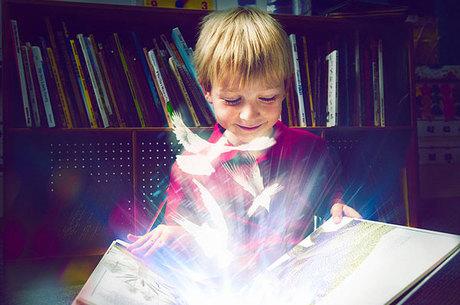 A leitura dá assas à imaginação das crianças, diz especialista