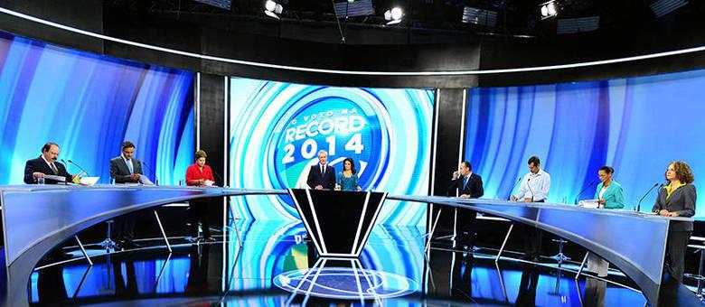 Debate entre os candidatos ao Planalto foi recheado de polêmicas
