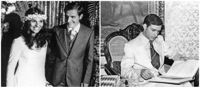 Enquanto ele era prefeito de Pindamonhangaba, Geraldo e Lu Alckmin se casaram, em 1979