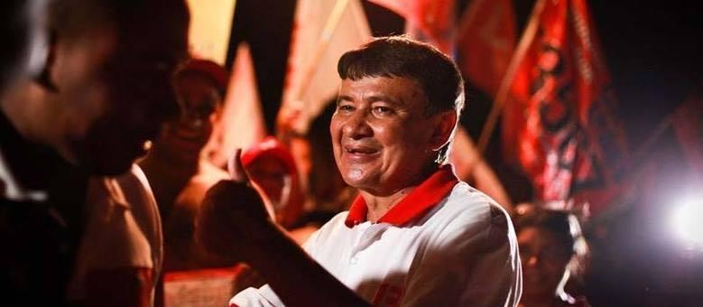 O governador petista do Piauí, Wellington Dias