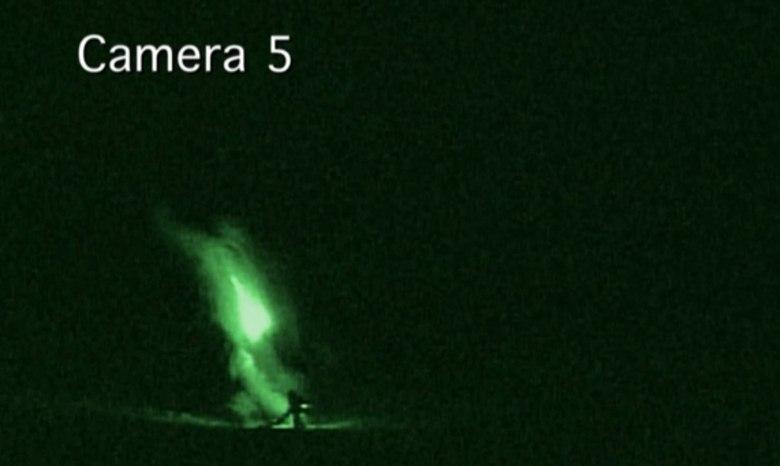 Uma das matérias foi mais dramática: um cinegrafista se machucou na floresta, após filmar supostos espíritos. Ele disse ter sido atacado por uma criatura que não soube descrever. Disse que tinha garras e mostrou ferimentos