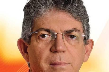 Ricardo Coutinho é o atual governador da Paraíba