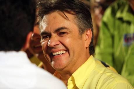 Cunha Lima foi o senador mais votado da história da Paraíba em 2010