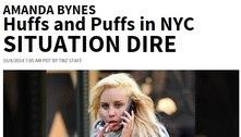 Descontrolada? Amanda Bynes é flagrada conversando com objetos nas ruas