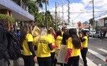 Grupo faz boca de urna para Alckmin em São Paulo