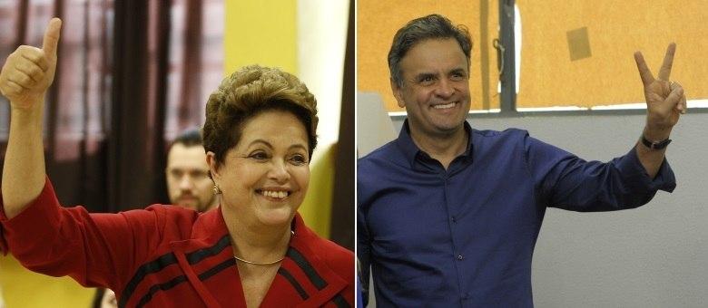 Segundo turno entre Dilma Rousseff e Aécio Neves confirma polarização histórica entre PT e PSDB