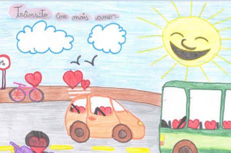 Transalvador Inicia Inscricoes Para Concurso De Desenhos Infantis