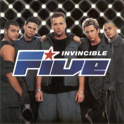 Five boy band members