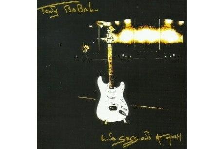 Guitar hero da Pompéia lança CD ao vivo