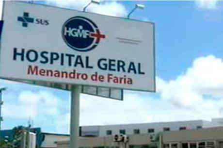 Os feridos foram encaminhados para o Hospital Menandro de Faria