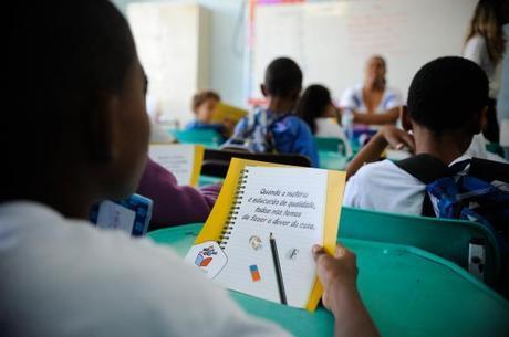 Brasil lidera ranking internacional de violência na escola