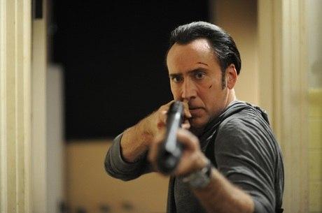 Nicolas Cage é o astro do filme Fúria, produzido por um brasileiro