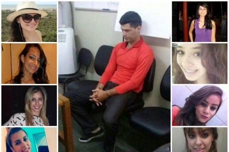 Investigações confirmam que Rocha foi o autor de 16 mortes. Exames de microbalística de 13 casos concluíram que a arma usada foi a mesma apreendida com o suspeito